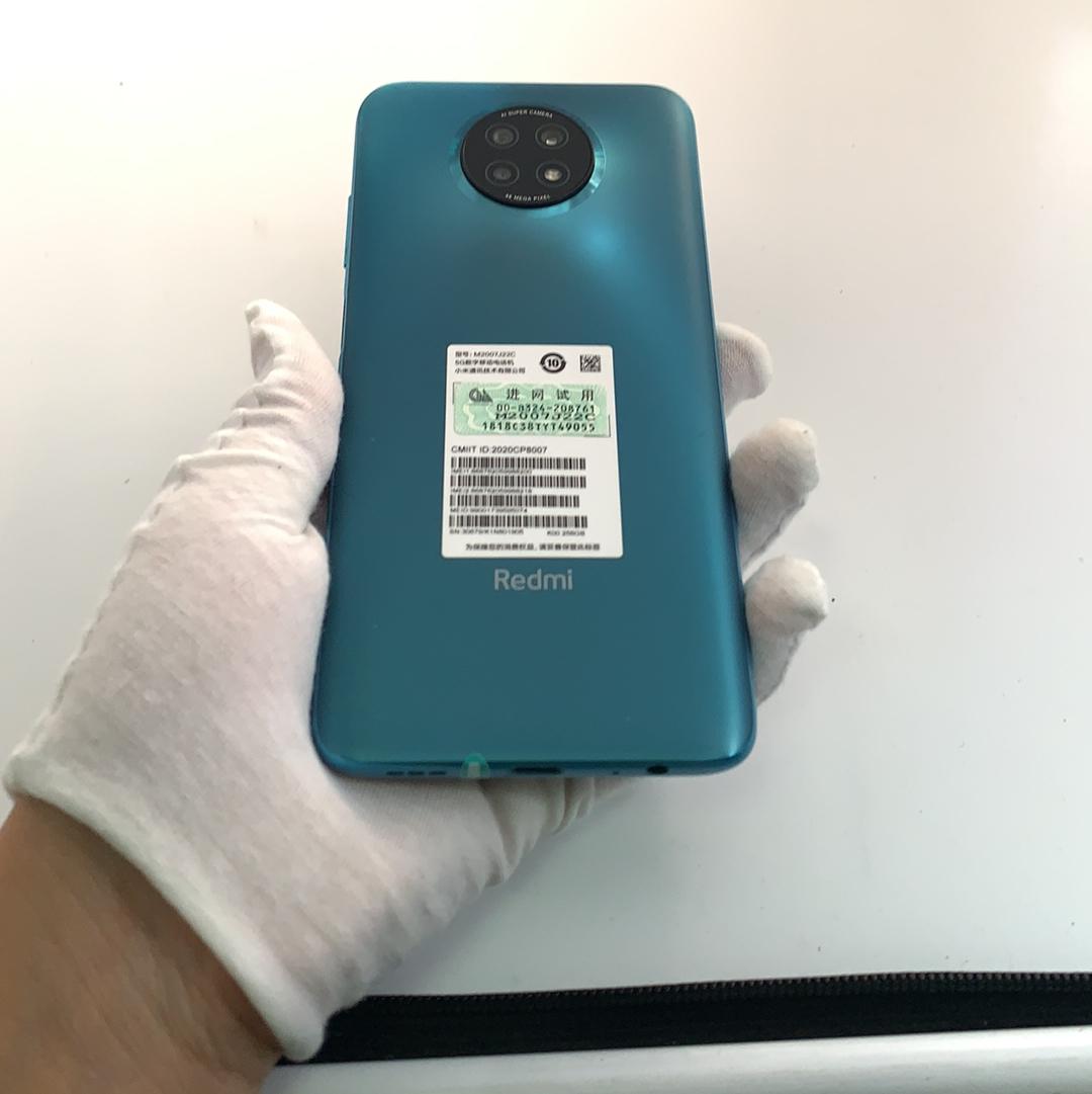 小米【Redmi Note 9 5G】5G全网通 青山外 8G/256G 国行 8成新