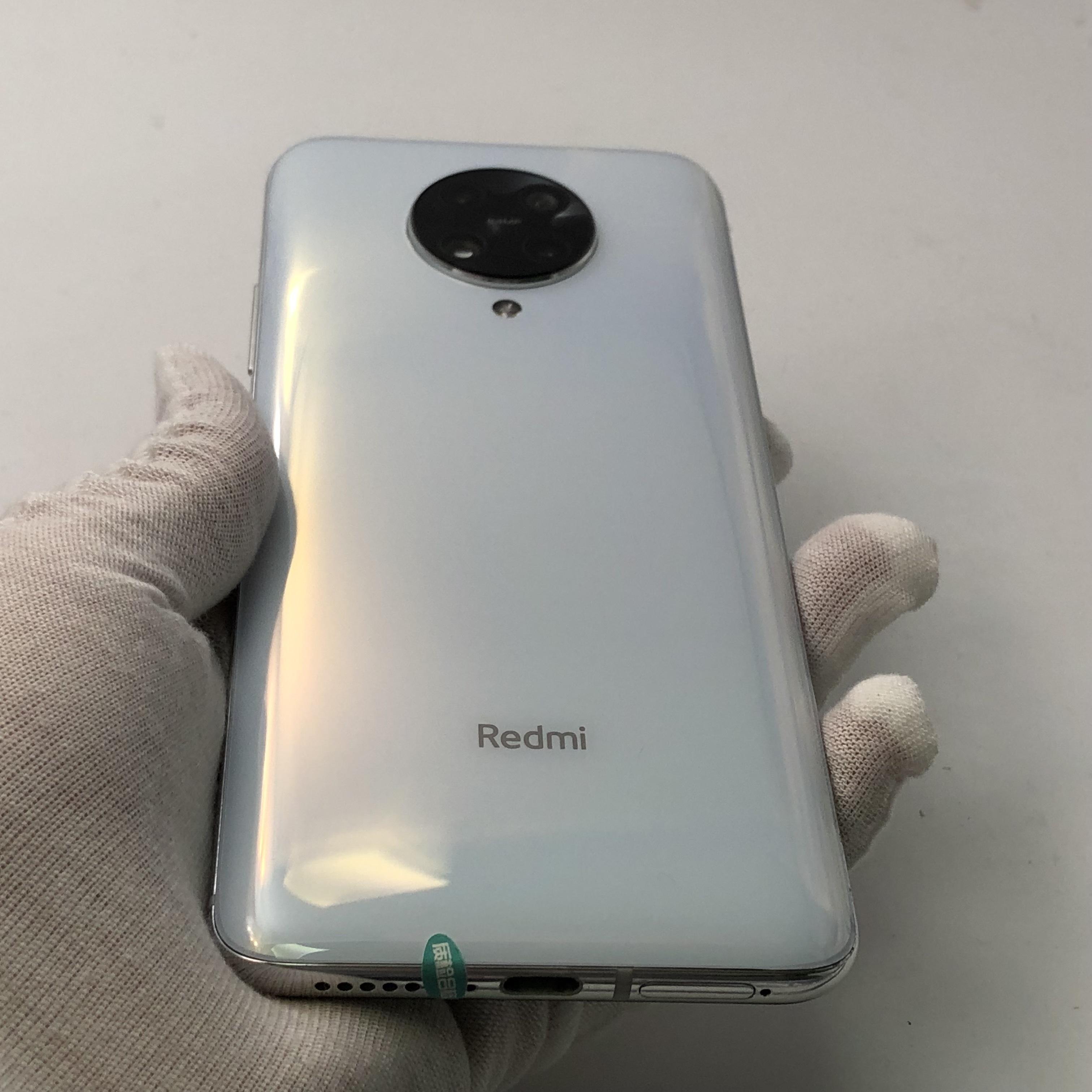 小米【Redmi K30 Pro 变焦 5G】5G全网通 月幕白 8G/256G 国行 99新