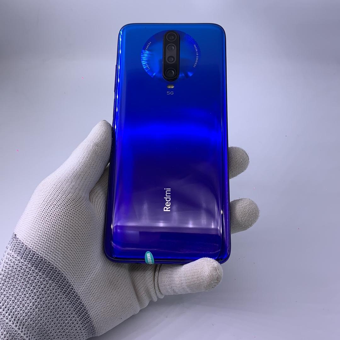 小米【Redmi K30 5G】5G全网通 深海微光 6G/128G 国行 9成新