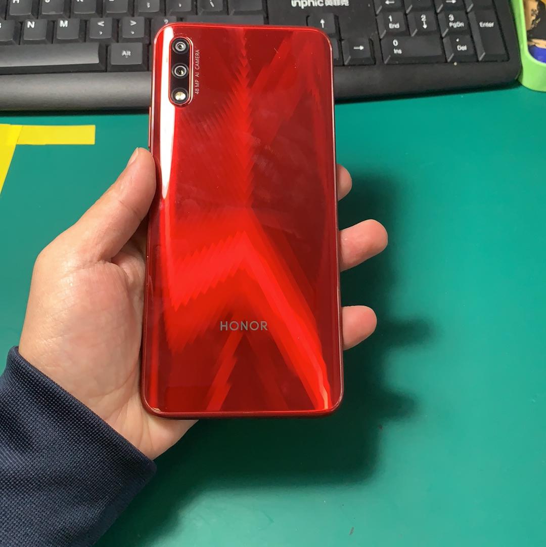荣耀【荣耀 9X】4G全网通 红色 4G/64G 国行 99新 真机实拍