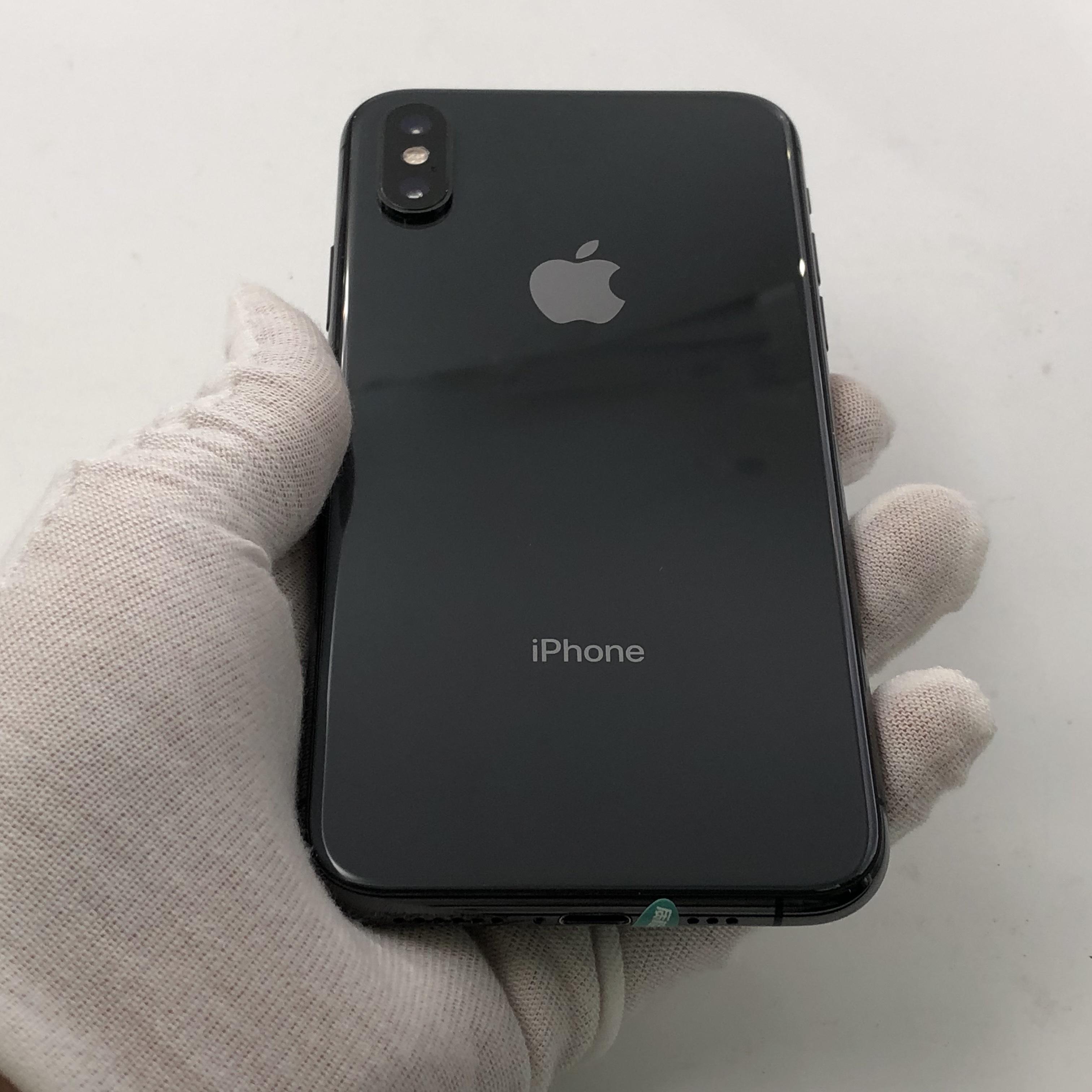 苹果【iPhone Xs】4G全网通 深空灰 64G 国行 95新