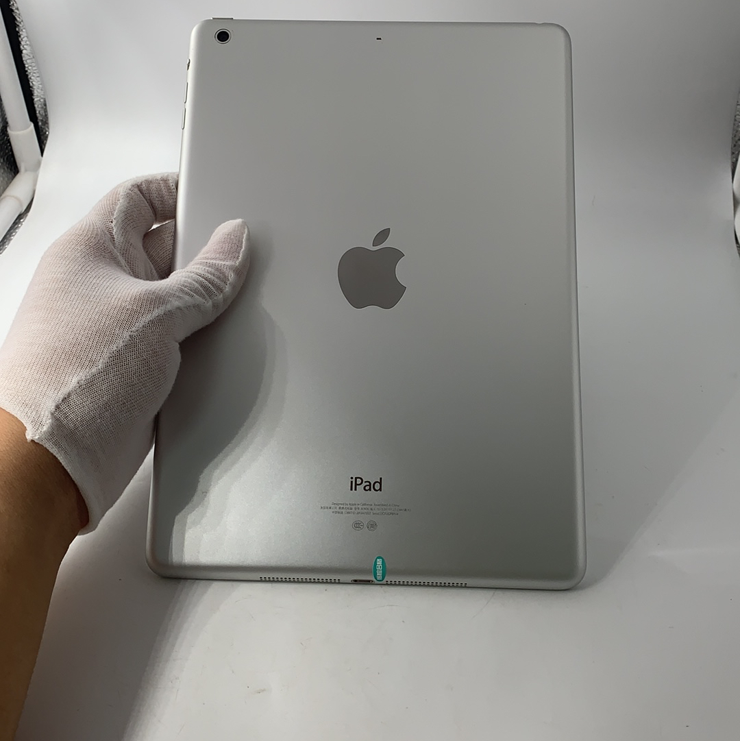 苹果【iPad Air 1】WIFI版 银色 16G 国行 95新
