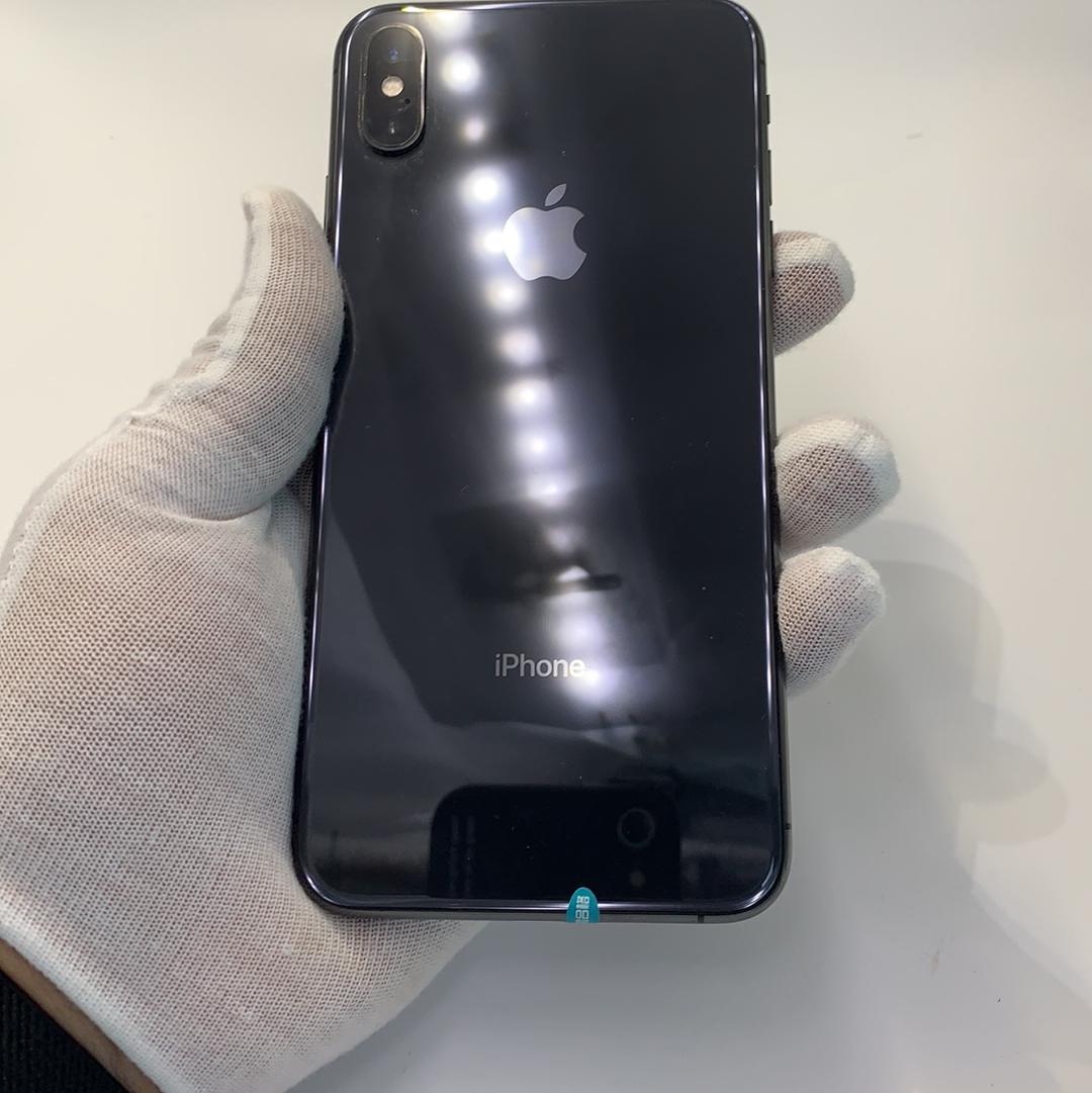 苹果【iPhone Xs Max】4G全网通 深空灰 256G 国行 9成新