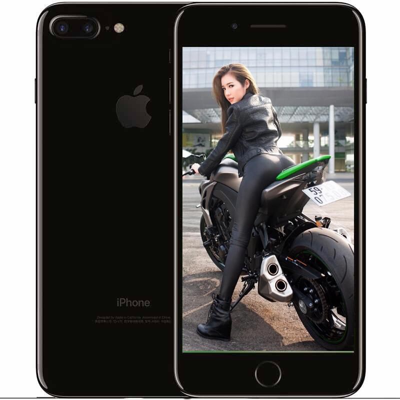 iPhone7P 128G 亮黑色