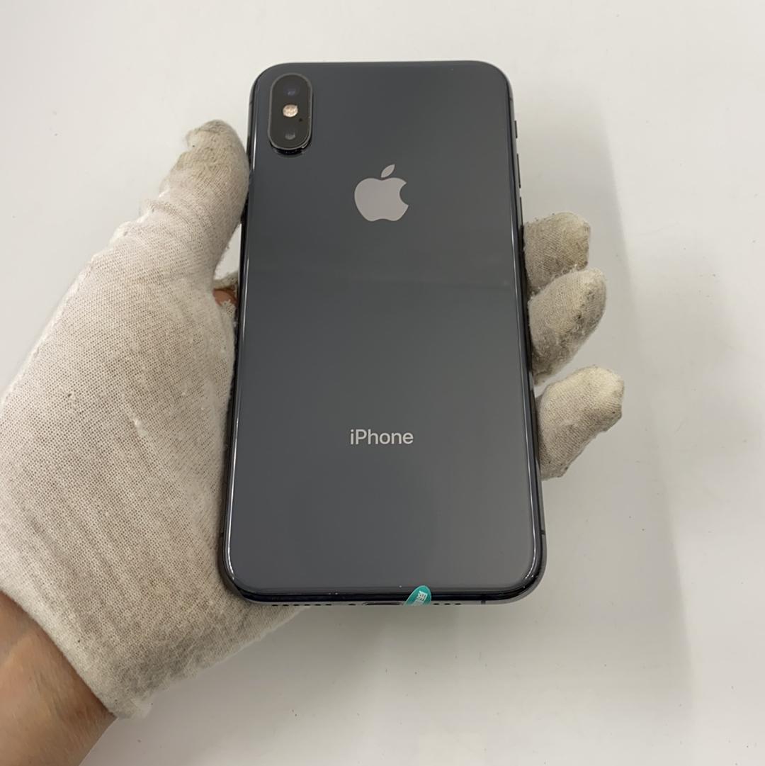 苹果【iPhone Xs】4G全网通 深空灰 256G 国际版 99新