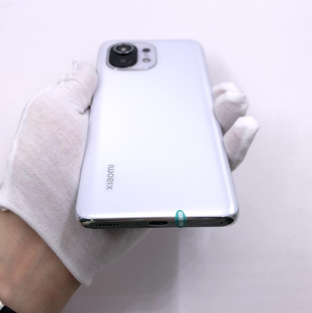 小米【小米11 5G】5G全网通 白色 8G/128G 国行 95新