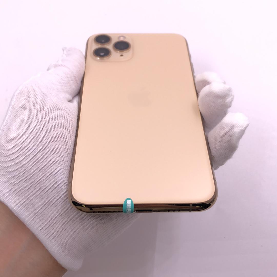 苹果【iPhone 11 Pro】4G全网通 金色 64G 国行 95新