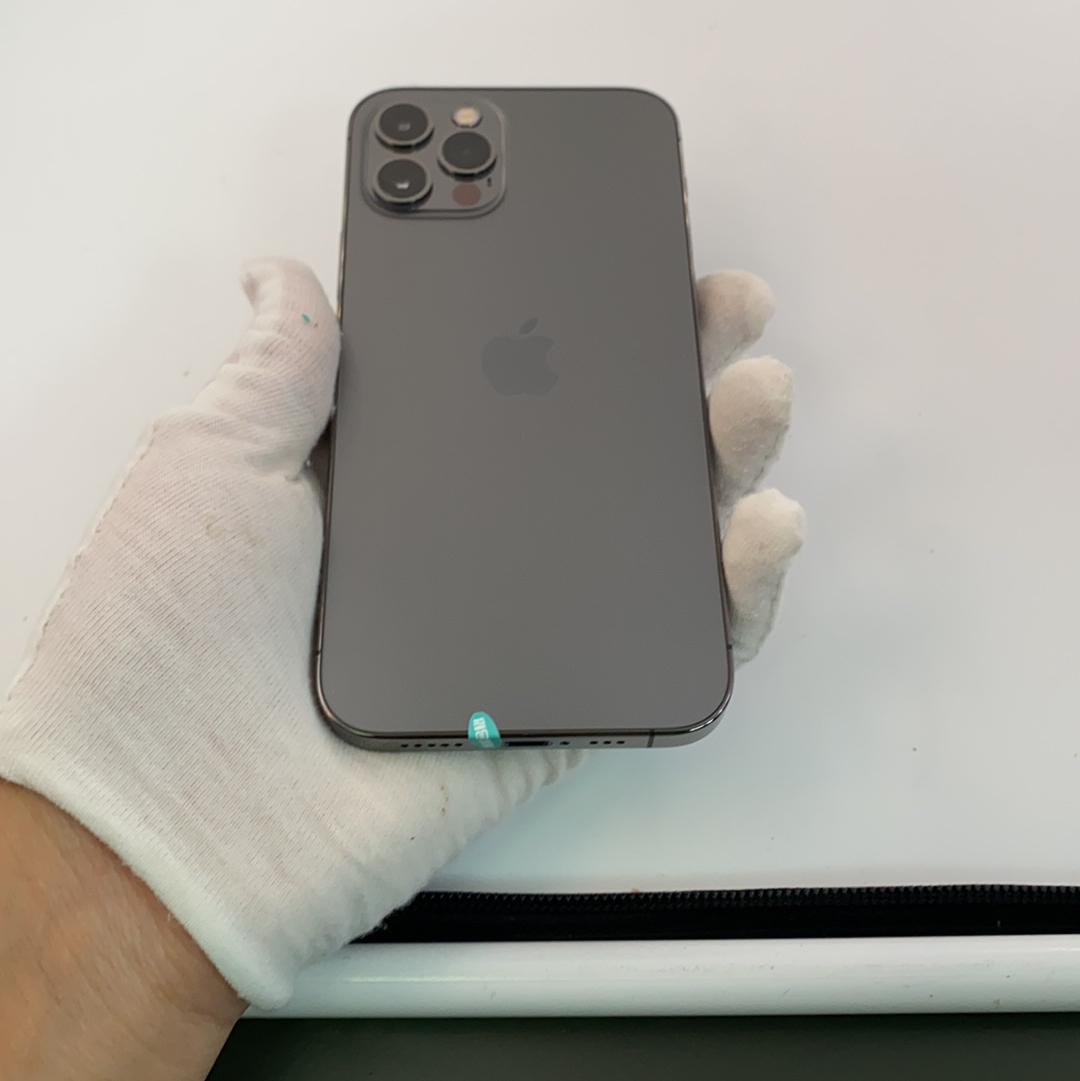 苹果【iPhone 12 Pro】5G全网通 石墨色 128G 国行 95新