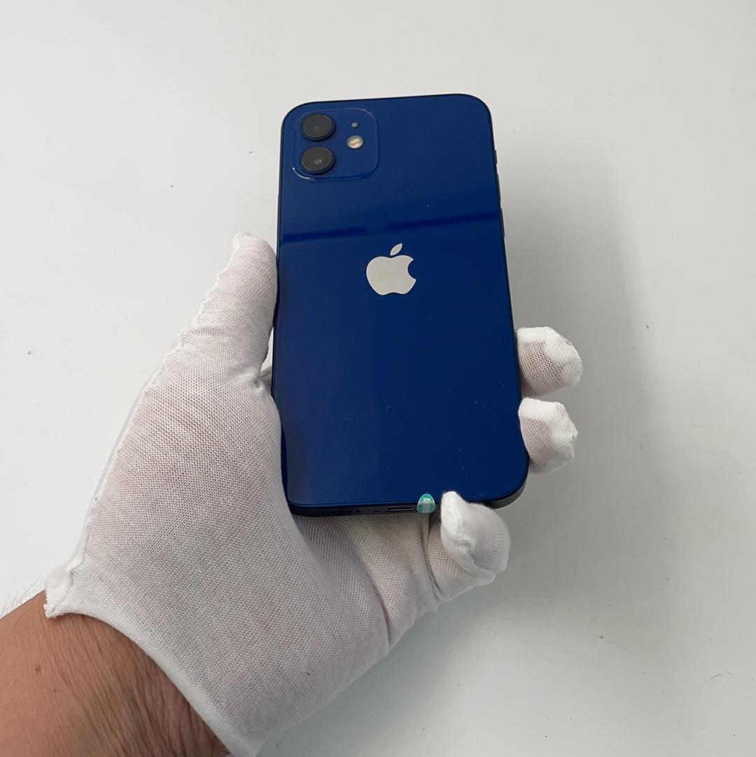 苹果【iPhone 12】5G全网通 蓝色 64G 国行 95新