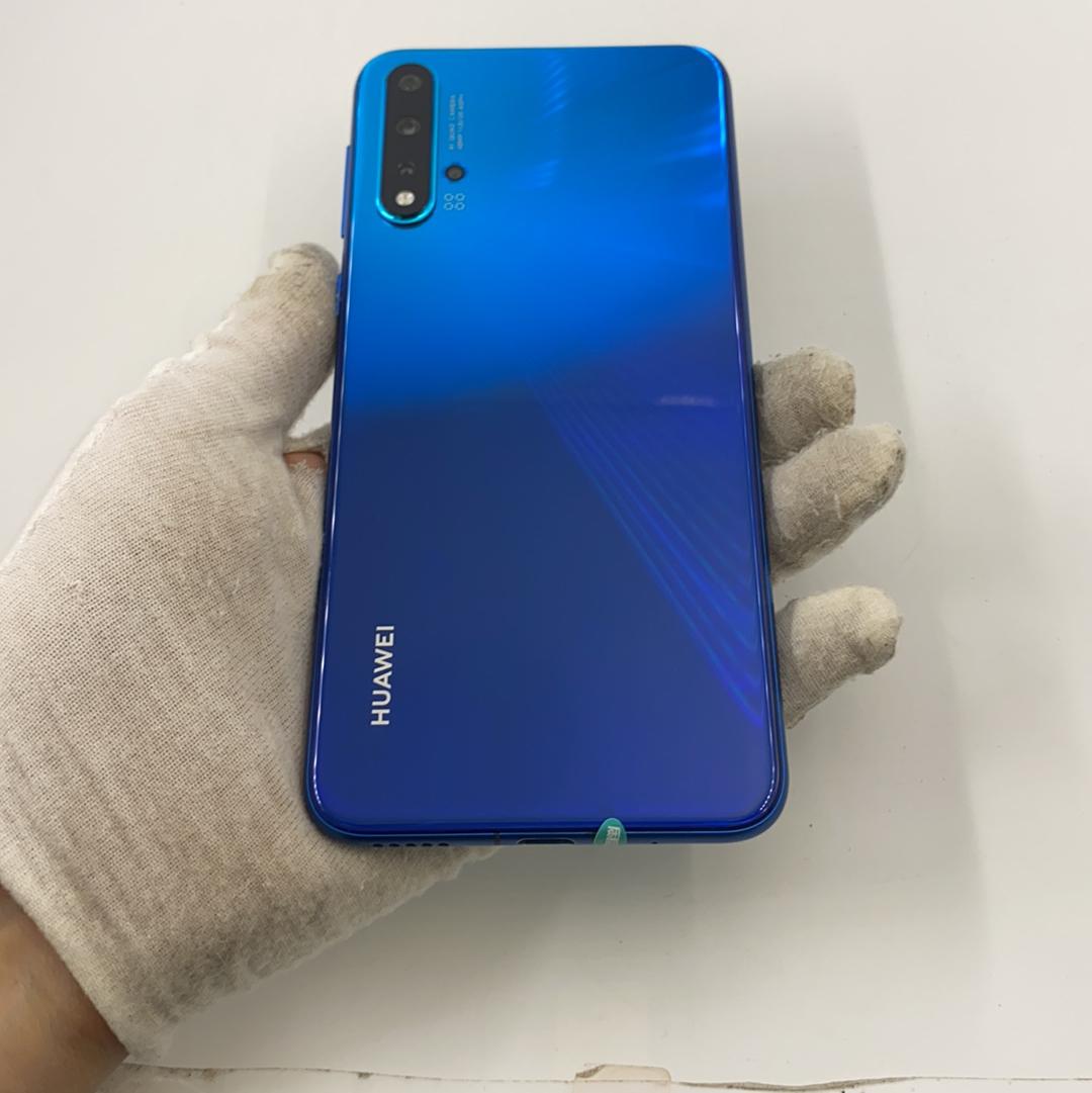 华为【nova 5 Pro】4G全网通 蓝色 8G/256G 国行 8成新