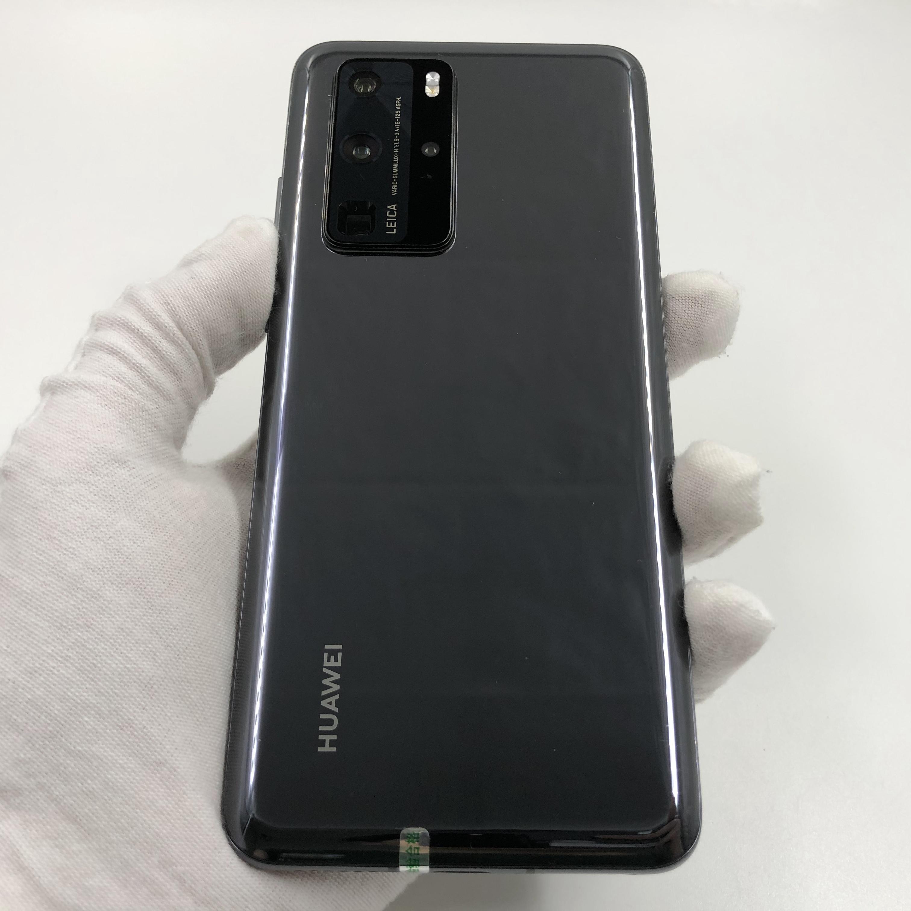 华为【P40 Pro 5G】5G全网通 亮黑色 8G/128G 国行 8成新 真机实拍