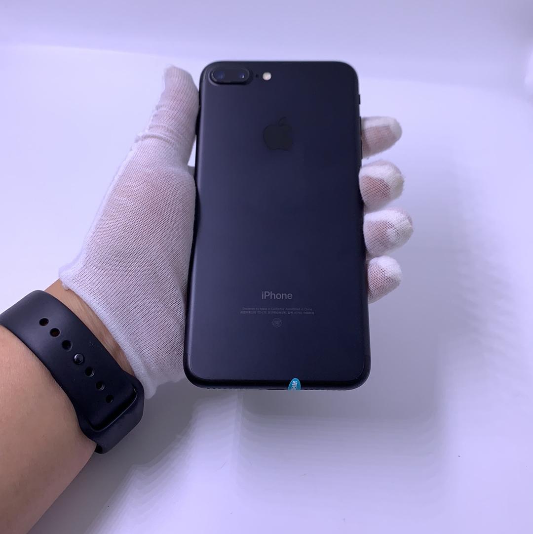苹果【iPhone 7 Plus】移动联通 4G/3G/2G 黑色 128G 国行 95新