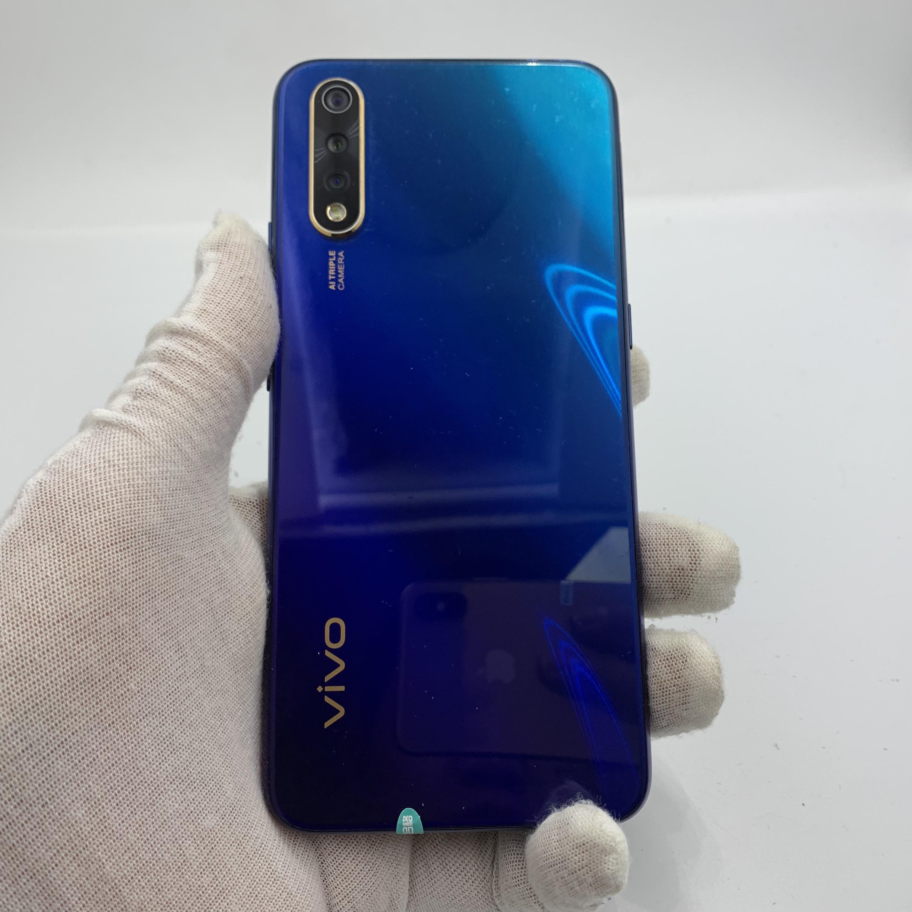vivo【Y7s】4G全网通 蓝色 6G/128G 国行 8成新