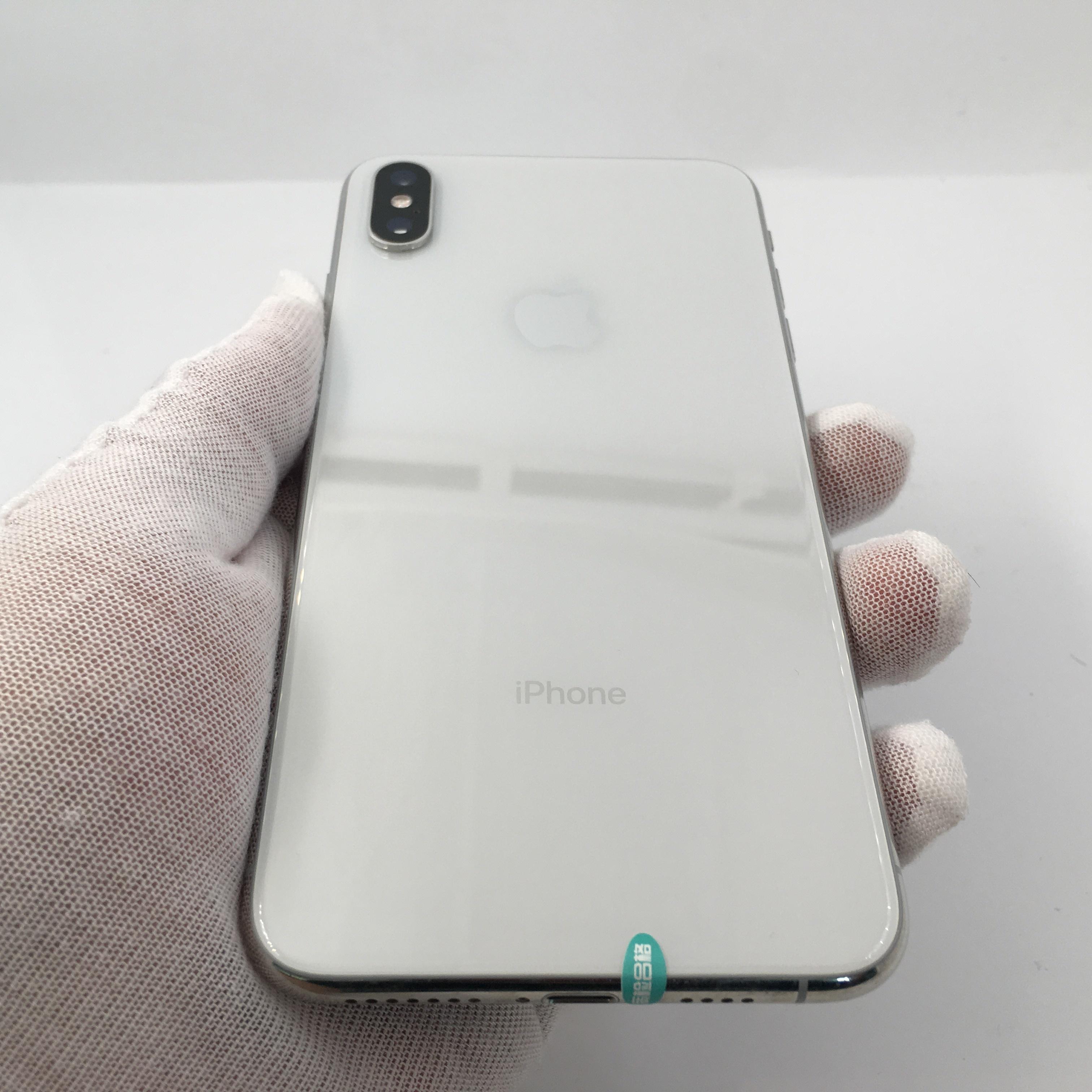 苹果【iPhone Xs Max】移动 4G/3G/2G 银色 64G 国行 95新