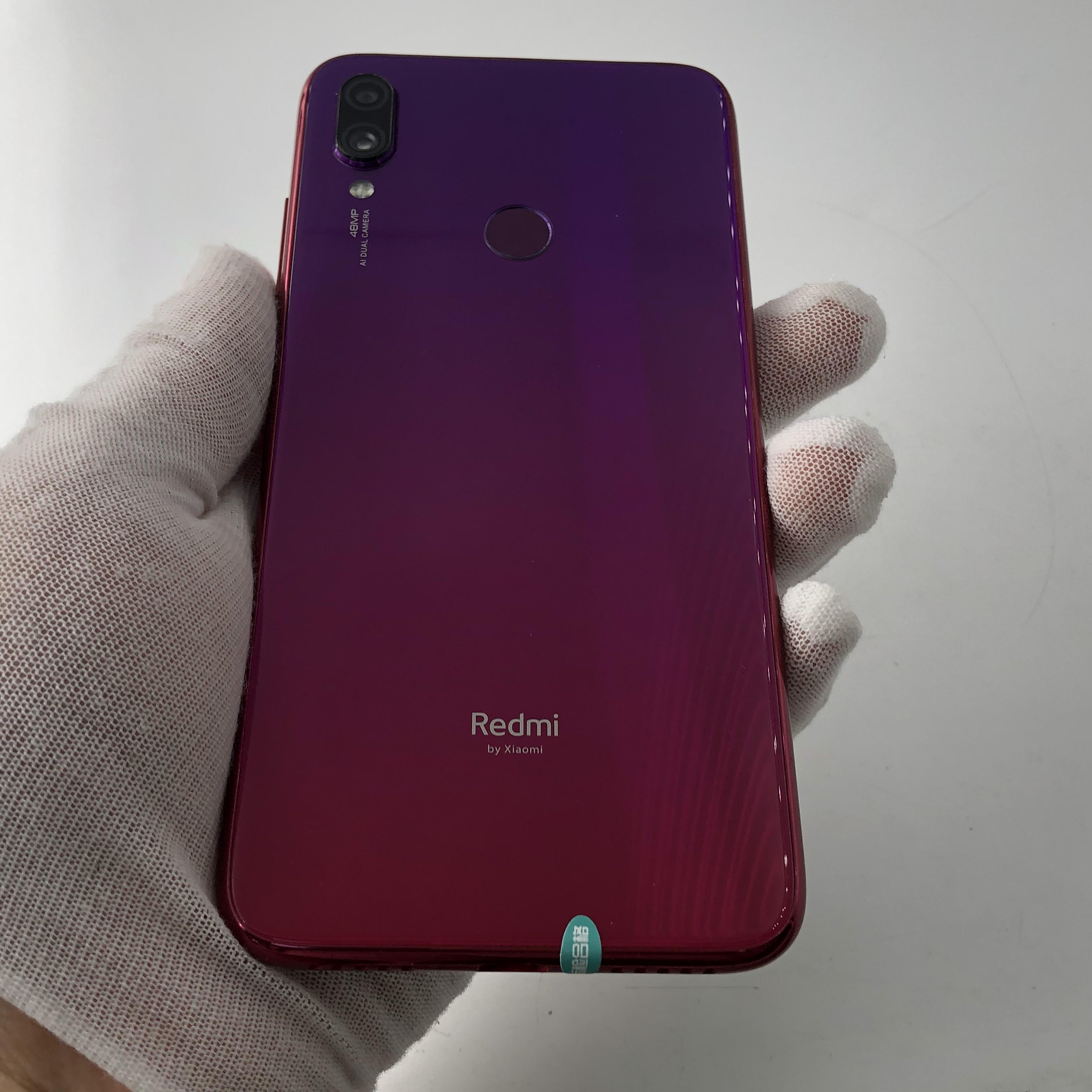 小米【Redmi Note 7】4G全网通 暮光金 4G/64G 国行 95新