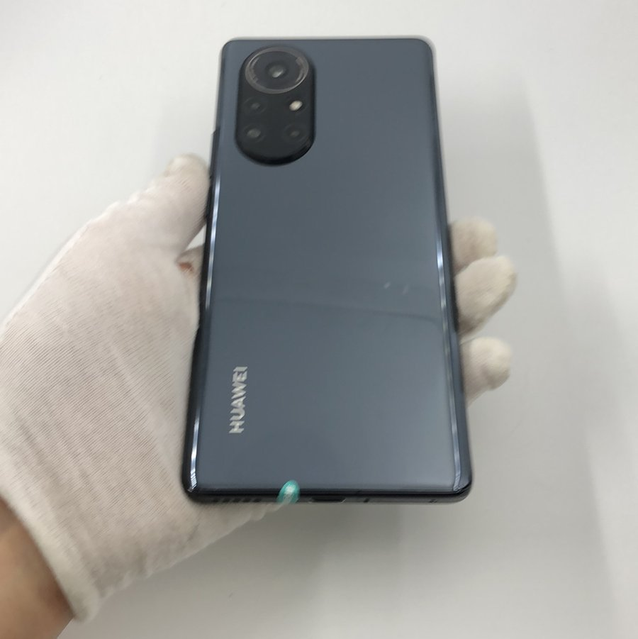 华为【Nova 8 Pro 5G】5G全网通 亮黑色 8G/256G 国行 95新