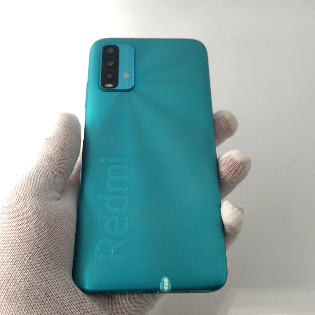 小米【Redmi Note 9 4G】4G全网通 雾光青 4G/128G 国行 99新
