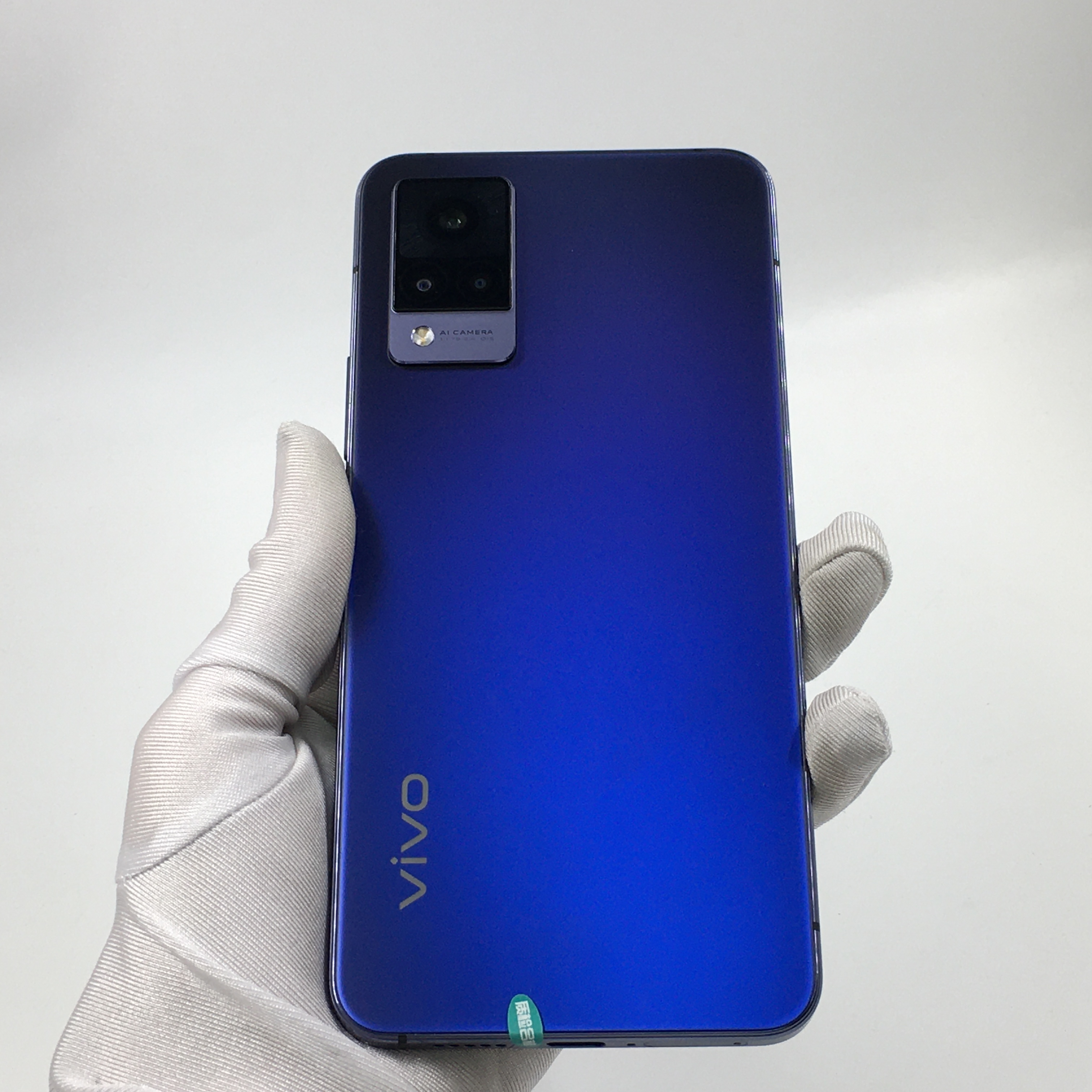 vivo【S9 5G】5G全网通 子夜蓝 8G/128G 国行 95新 8G/128G真机实拍全套原装配件