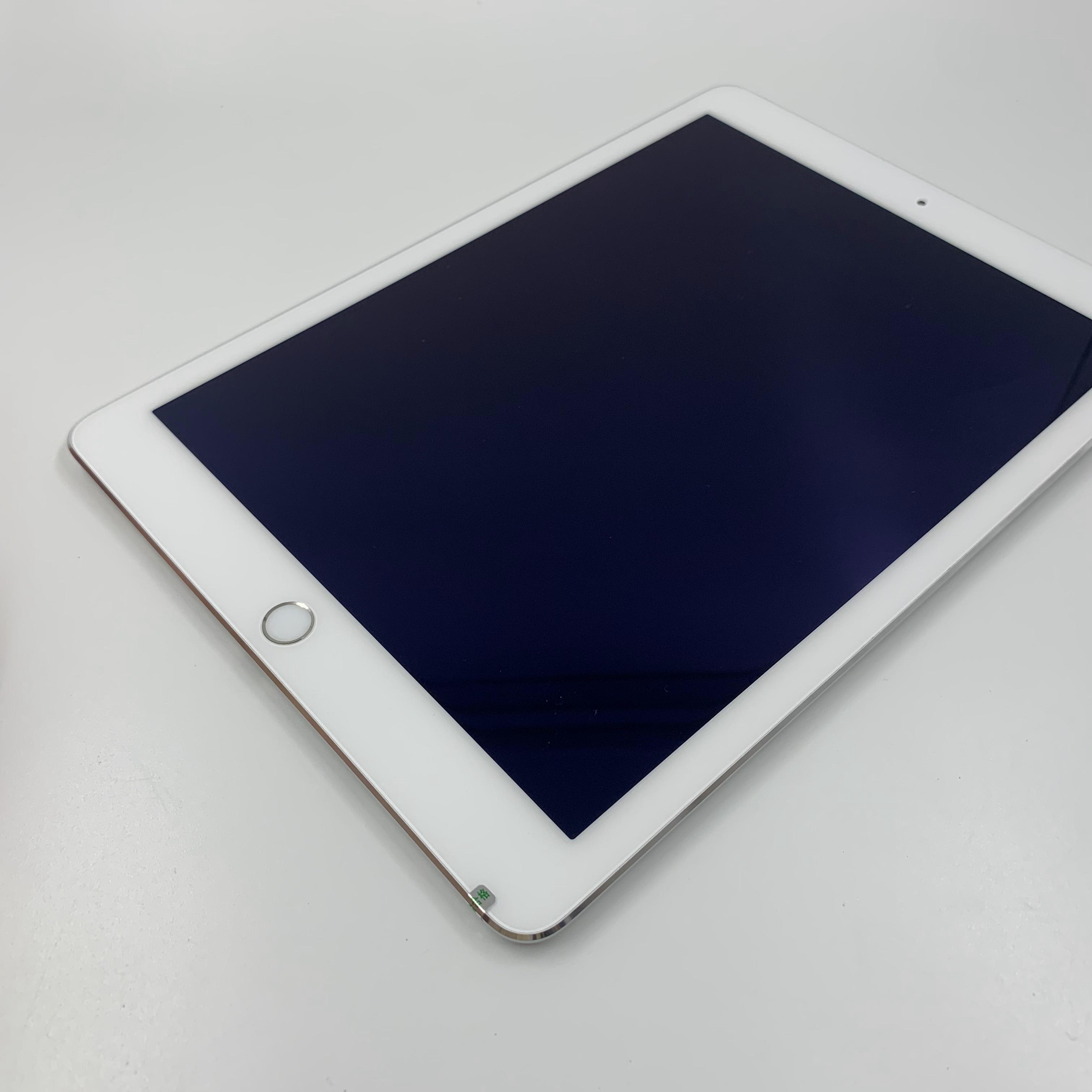 苹果【iPad Air 2】WIFI版 银色 16G 国行 95新 真机实拍