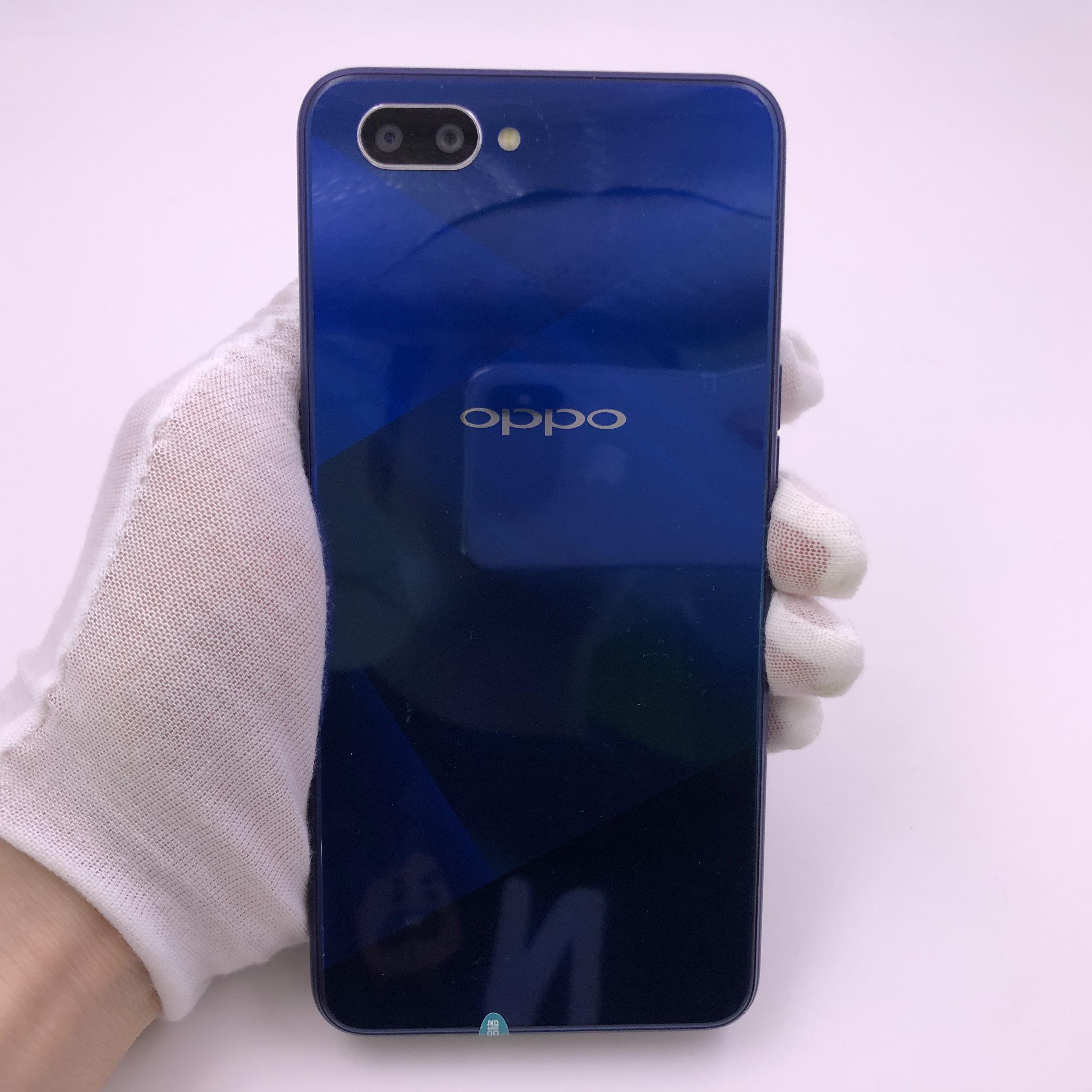 oppo【A5】4G全网通 蓝色 3G/64G 国行 8成新