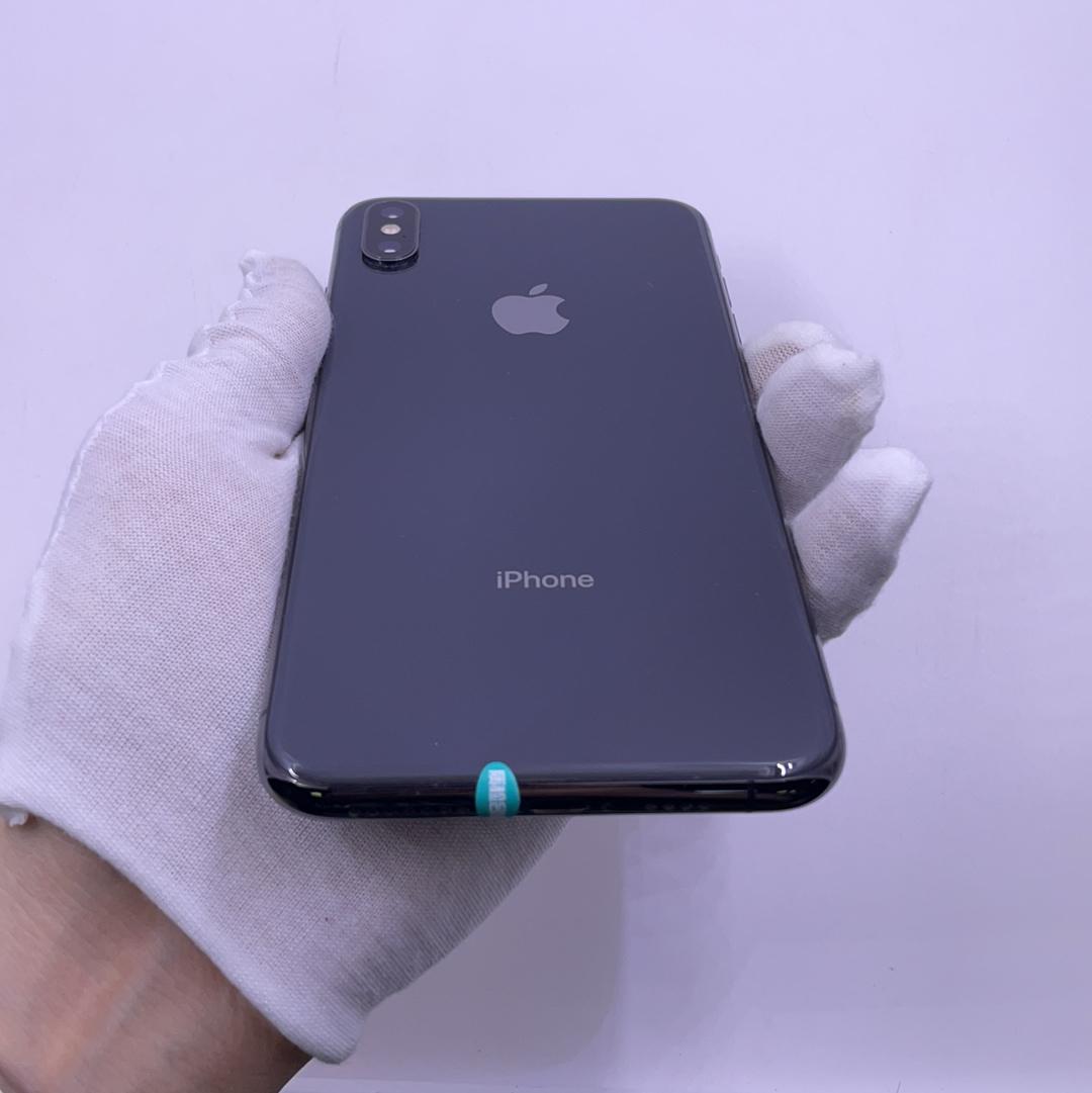 苹果【iPhone Xs Max】4G全网通 深空灰 256G 国际版 95新