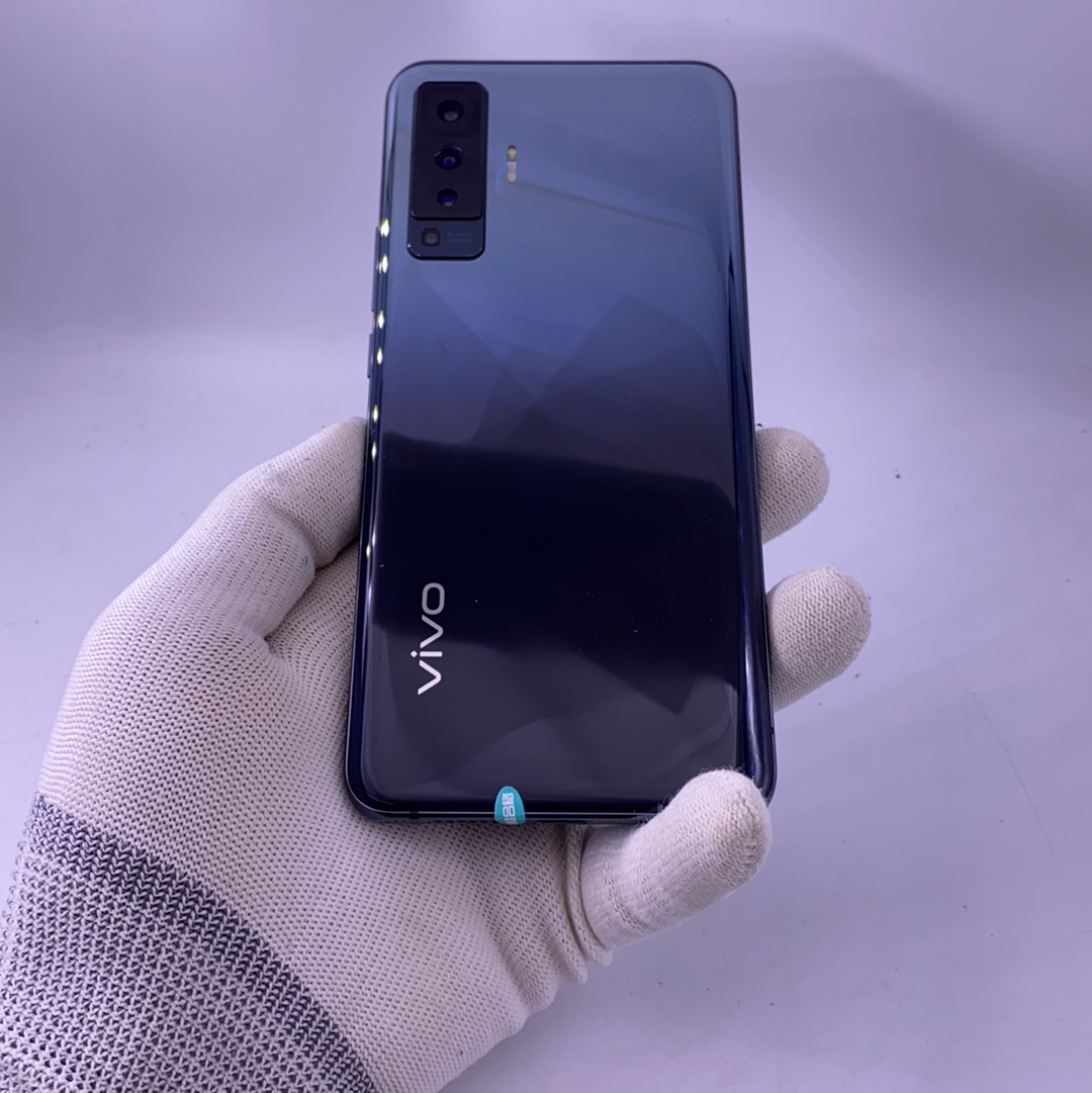 vivo【X50 5G】5G全网通 黑镜 8G/128G 国行 99新