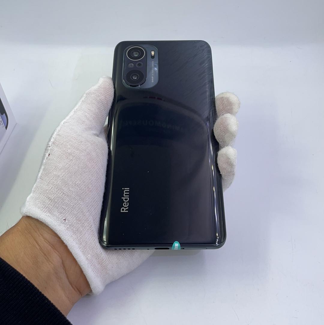 小米【Redmi K40 Pro 5G】5G全网通 墨羽 6G/128G 国行 95新