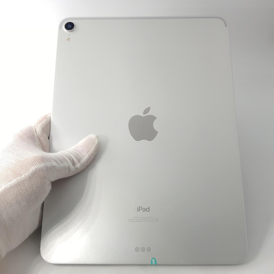 苹果【iPad Pro 11英寸 18款】WIFI版 银色 256G 国行 9成新