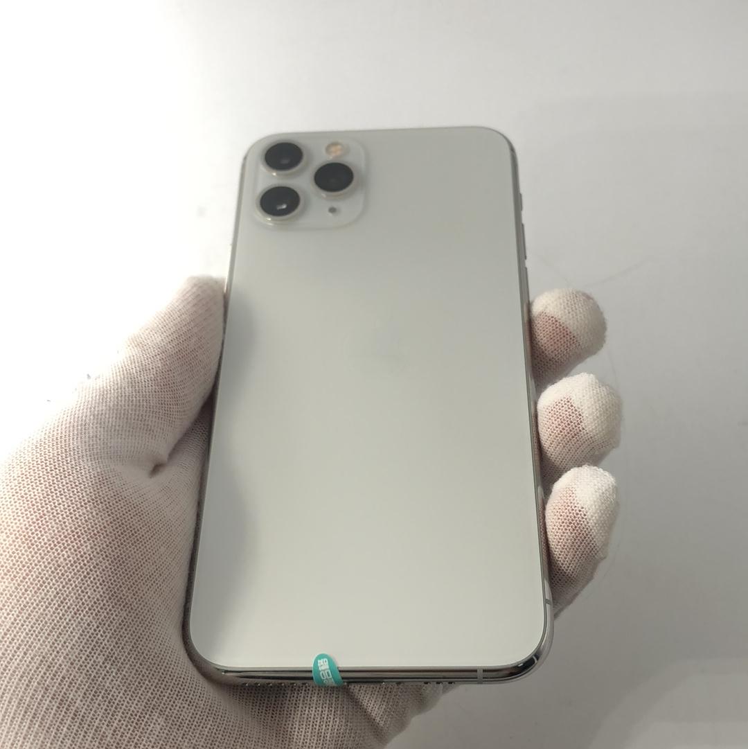 苹果【iPhone 11 Pro】4G全网通 银色 256G 国行 95新