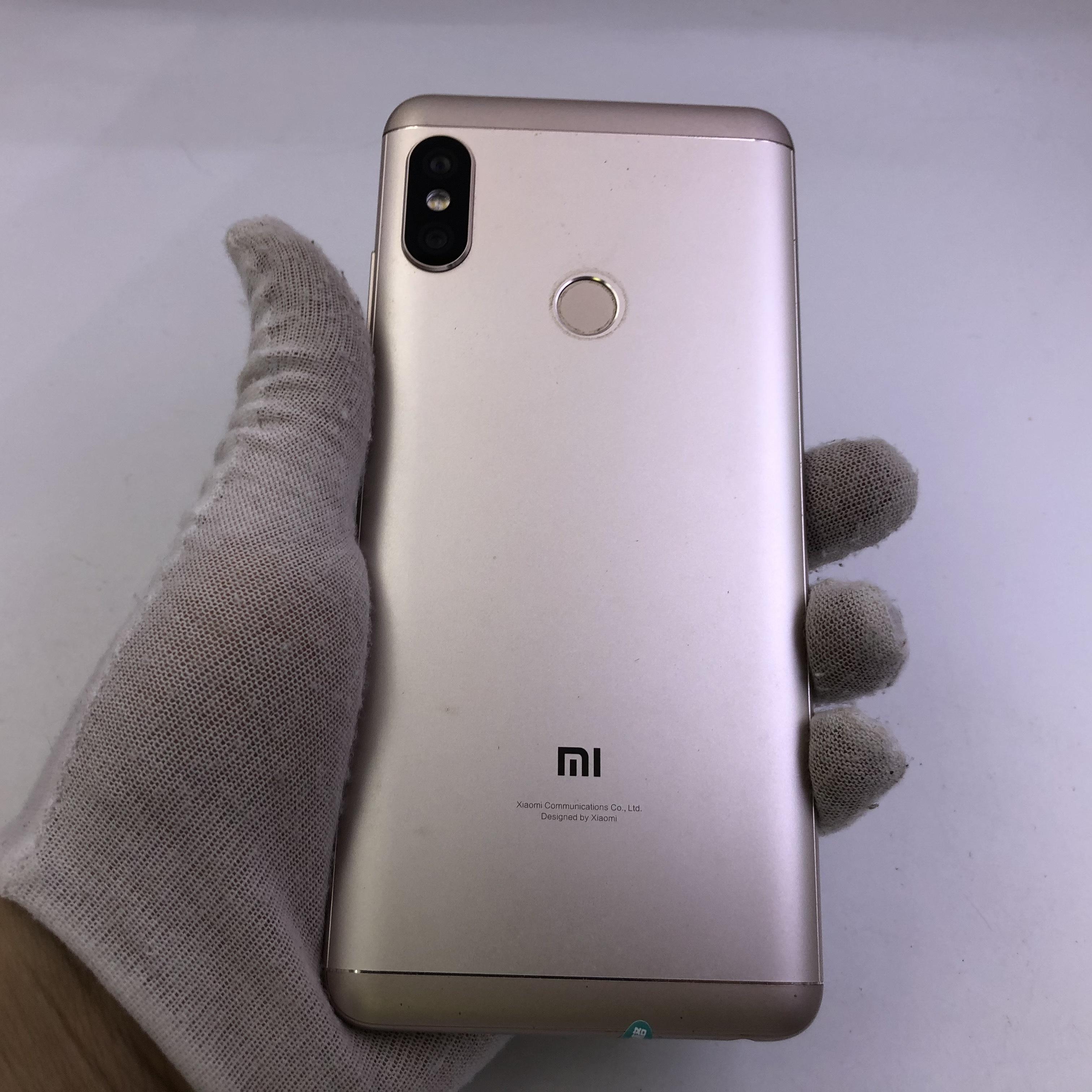 小米【红米Note5】4G全网通 金色 4G/64G 国行 95新
