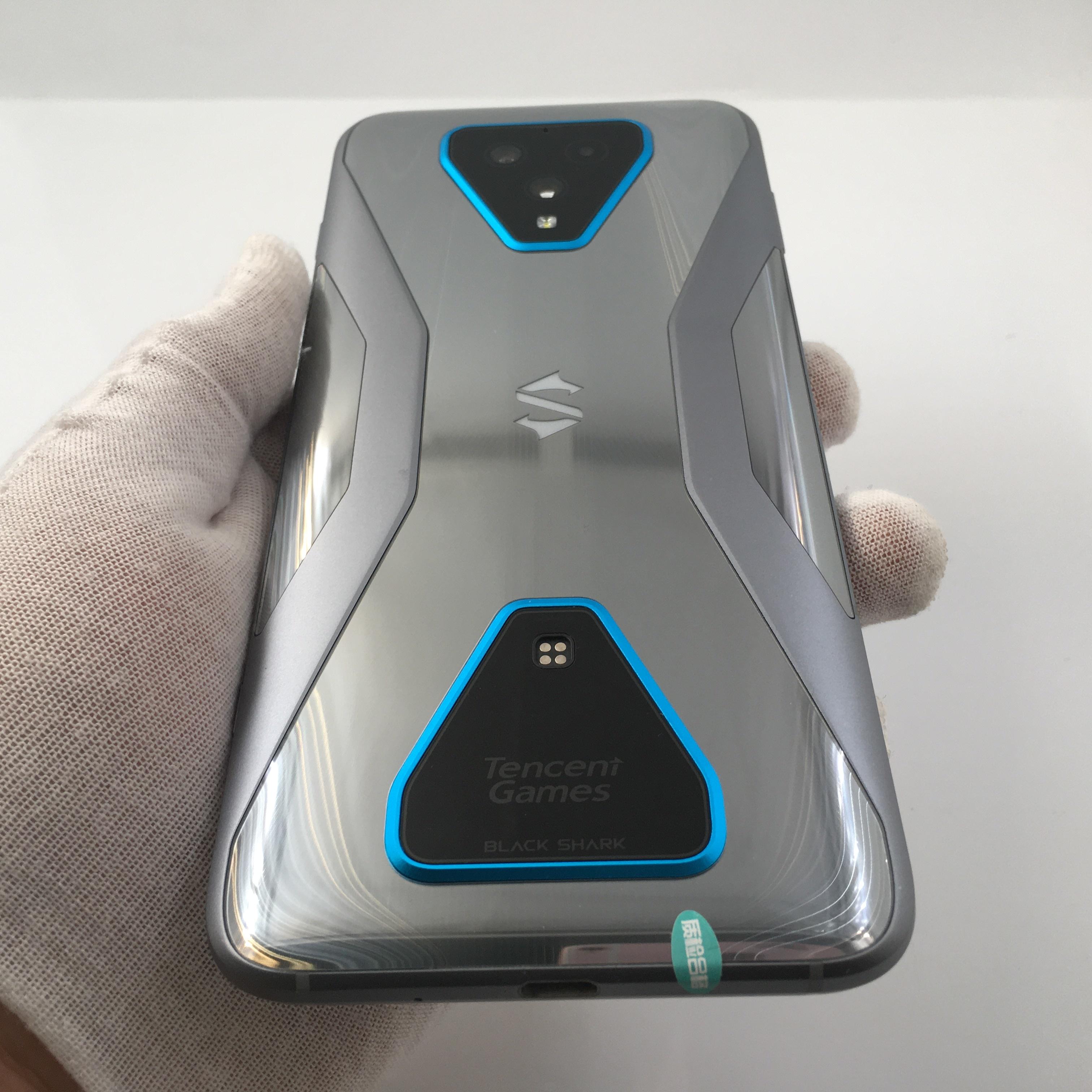 小米【黑鲨 3 Pro 5G】5G全网通 铠甲灰 8G/256G 国行 95新