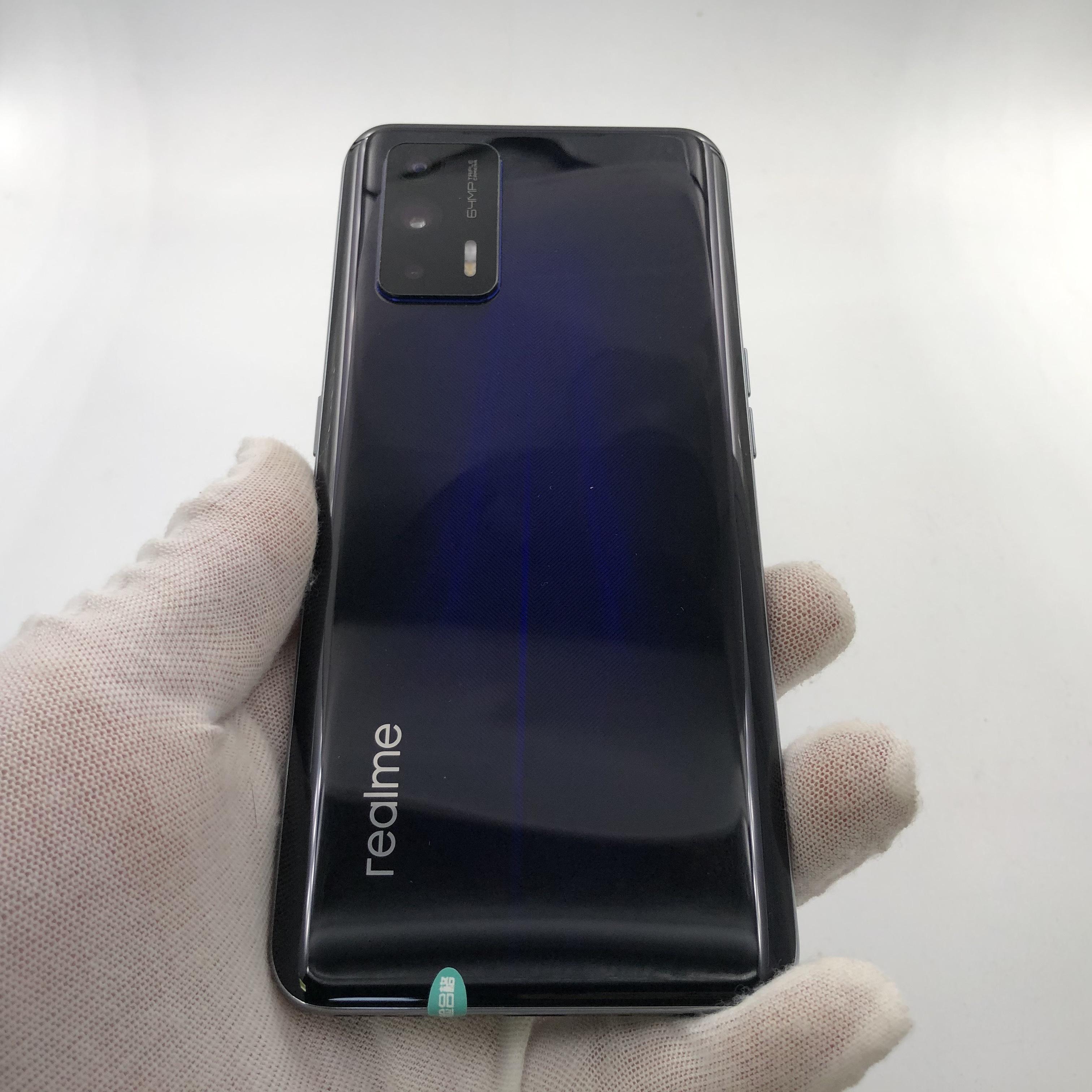 realme【真我 GT】5G全网通 深海飞艇 8G/128G 国行 8成新