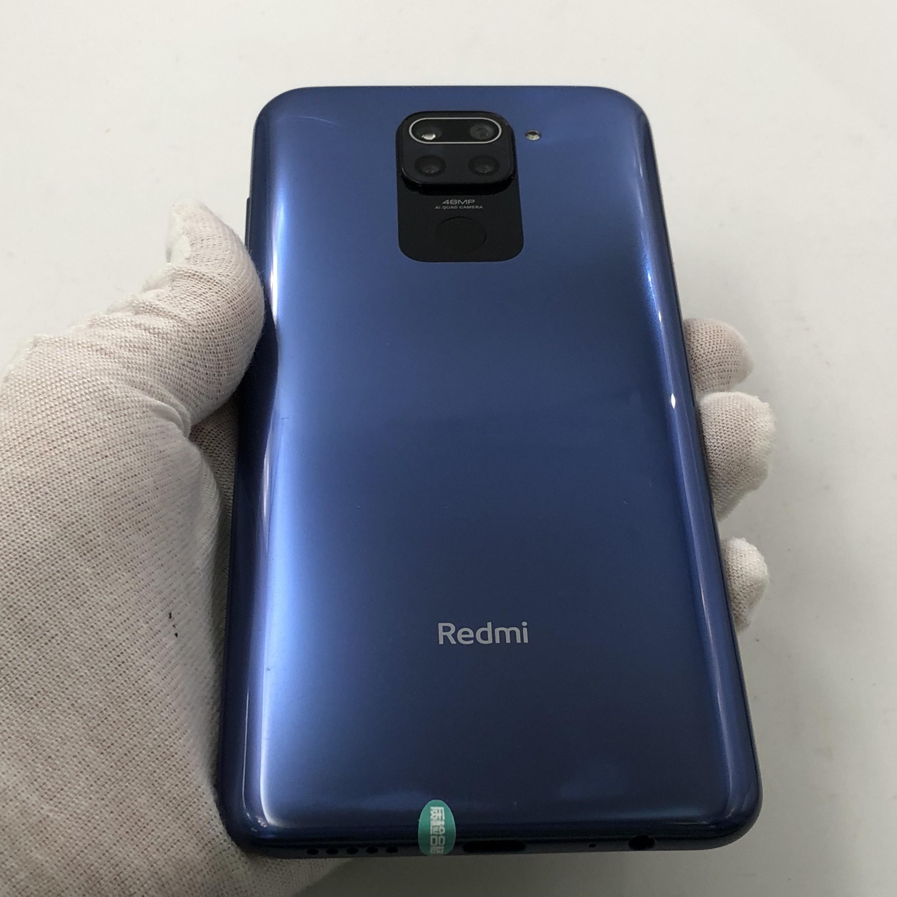 小米【Redmi 10X 4G】4G全网通 天际蓝 6G/128G 国行 8成新