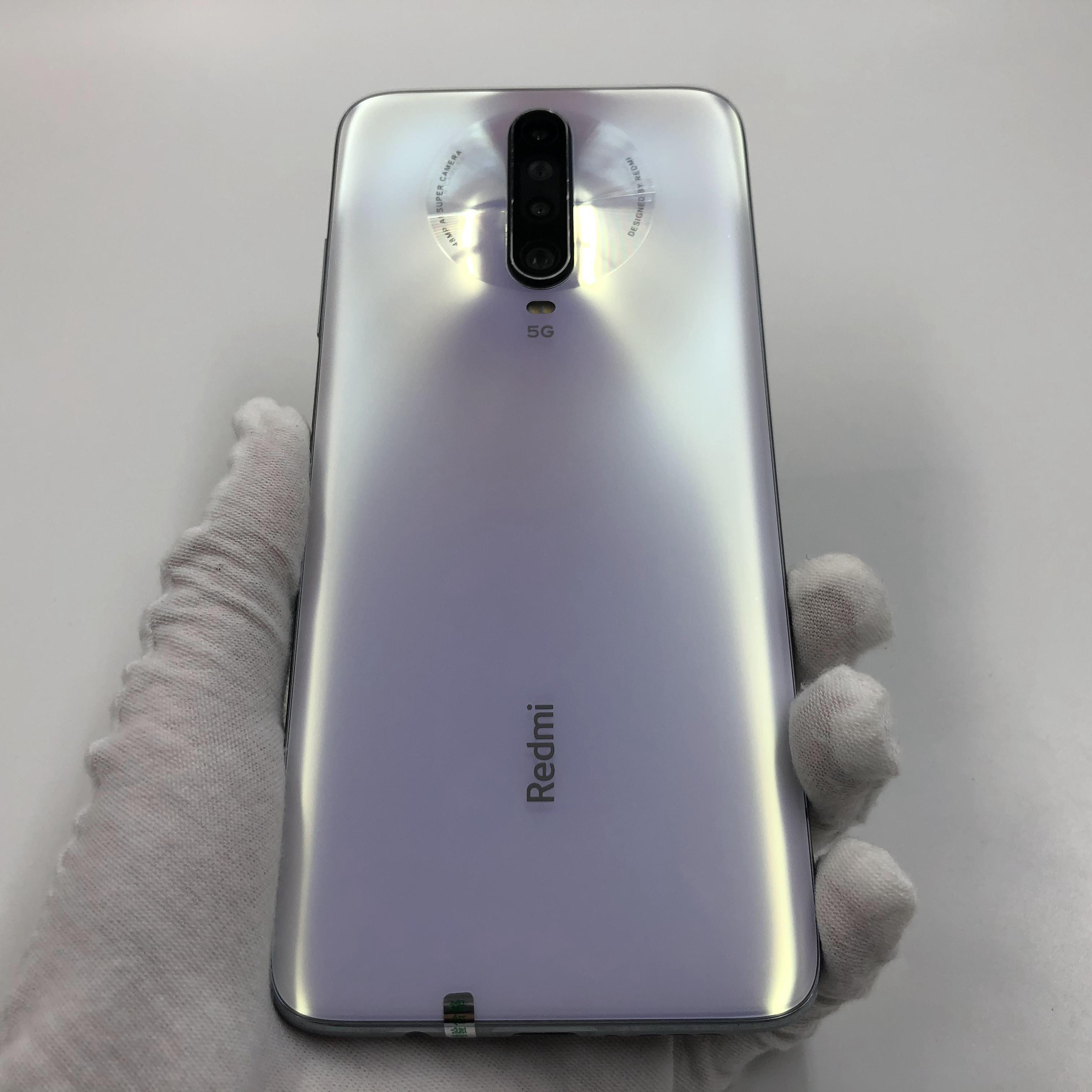 小米【Redmi K30i 5G】5G全网通 时光独白 6G/128G 国行 8成新 真机实拍